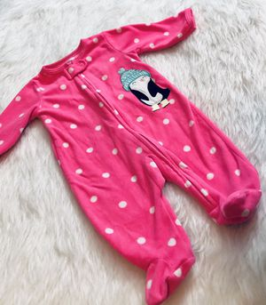 Carter's Fleece Footed PJ *3 Months for Sale in Gresham, OR
