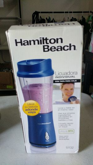 Hamilton Beach single serve blender for Sale in Fort Lauderdale, FL