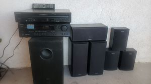 ONKYO home theater surround sound for Sale in West Covina, CA