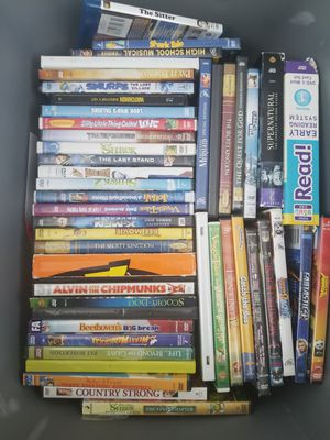 Dvds lot for Sale in Chester, VA