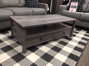 Skylar Coffee Table, Distressed Gray, SKU # 161564CT for Sale in Santa Fe Springs, CA