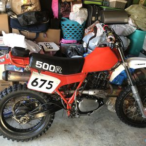 Honda Xr 500 for Sale in McKinney, TX
