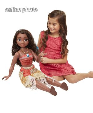 """My Size Moana Disney Doll 32"""" Large for Sale in San Jose, CA"""