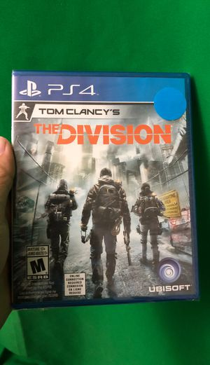 The Division (PS4, Brand New) for Sale in Vail, AZ