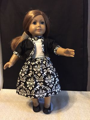 American girl doll dress for Sale in Underhill, VT
