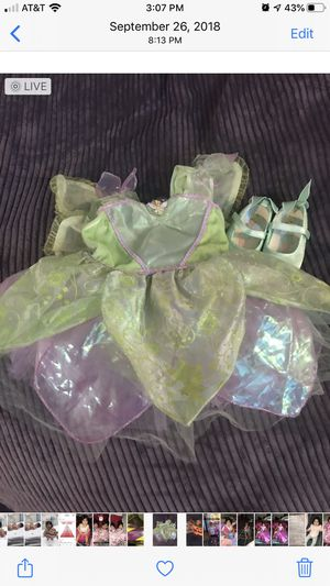 Baby Tinker Bell Costume for Sale in Anaheim, CA