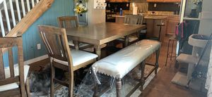 Dining table and chairs for Sale in Austin, MN
