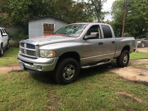 2003 Ram 2500 5.9L Diesel for Sale in Dallas, TX