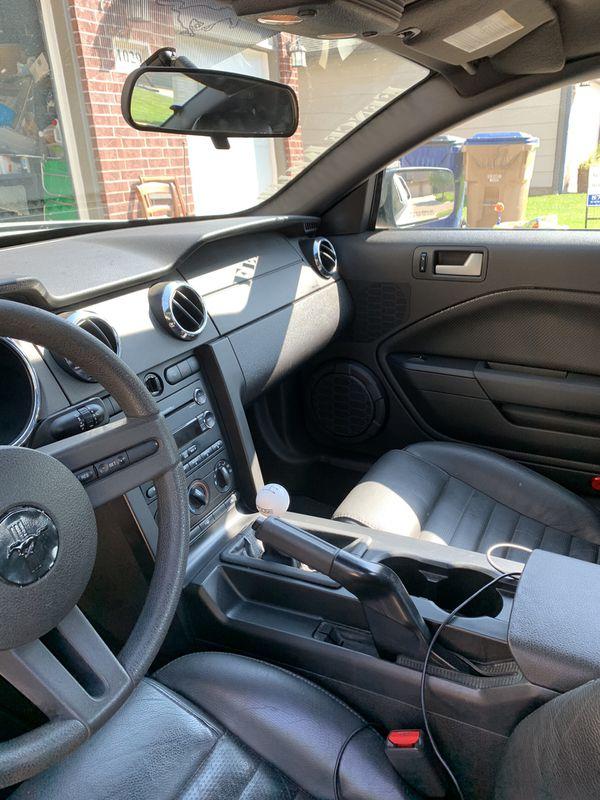 2008 Mustang GT