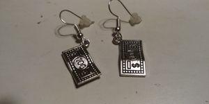 New! $100 bill earrings for Sale in Brainerd, MN