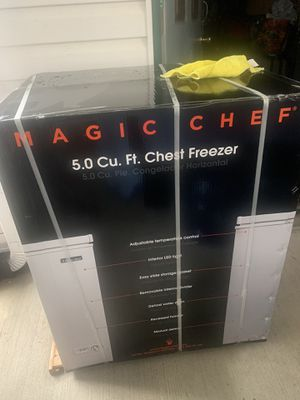 Brand new in Box Freezer 5.0 Cu Ft for Sale in Queens, NY