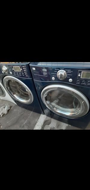 LG Set Gas And Washer for Sale in Riverside, CA