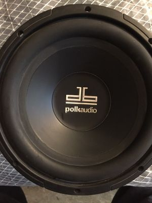 "8"" Plok Audio sub for Sale in Taylor, MI"