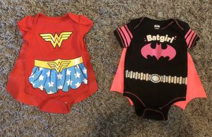 Batgirl & Wonder Woman costumes for Sale in St. Cloud, FL