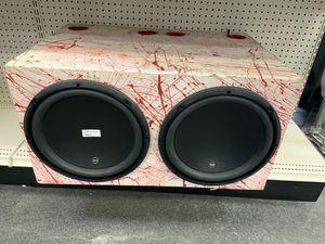 JL audio speaker for Sale in Austin, TX