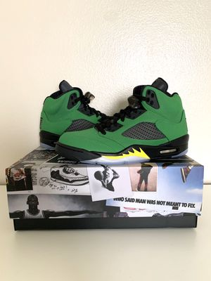 "Air Jordan 5 Retro SE ""Oregon"" Size 8 for Sale in Slidell, LA"
