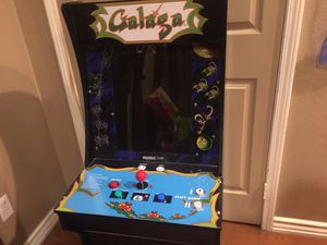 1up Arcade Modded Pac-Man Galaga 100 Games for Sale in Rancho Cucamonga, CA