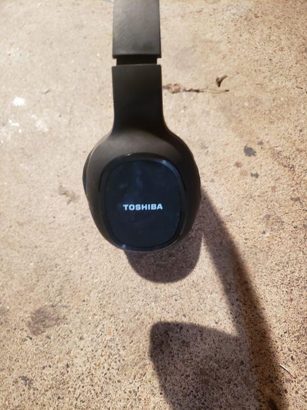 Toshiba wireless headphones