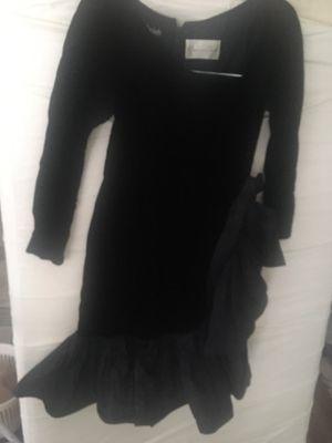 Oscar de La Renta Black designers Dres for Sale in Adelphi, MD