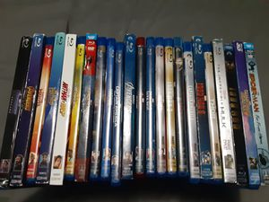 Complete Marvel films for Sale in Woodlake, CA