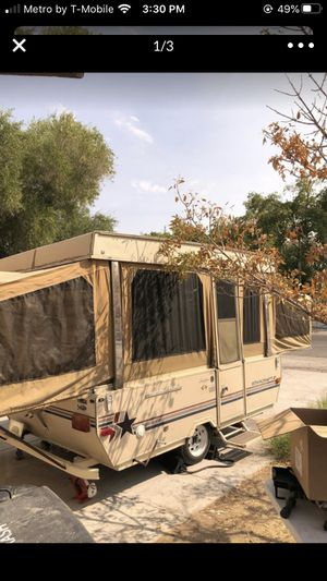 Pop up camper tent for Sale in Las Vegas, NV