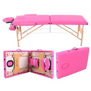 Abody portable Massage Tattoo table pink for Sale in Brooklyn, NY