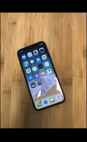 iPhone X 64gb for Sale in Terre Haute, IN