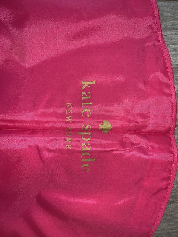 Kate spade garment bags