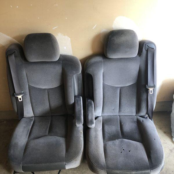 SILVERADO/SIERRA SEATS