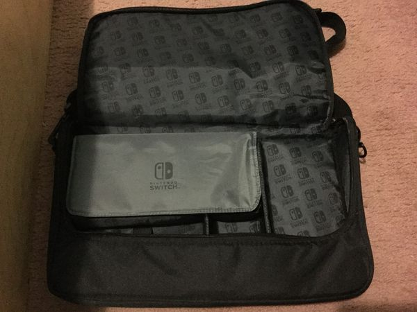 Nintendo Switch Messenger Bag