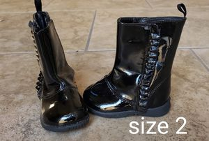 Baby girl boots for Sale in Queen Creek, AZ