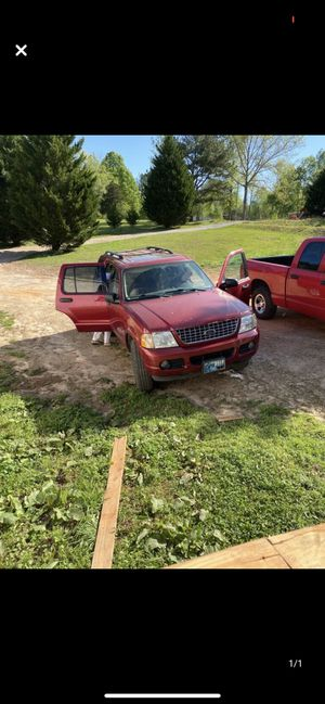 2004 Ford Explorer for Sale in Temple, GA