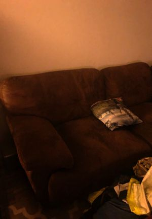 Selling them is section couch. Very good condiont for Sale in Redwood City, CA