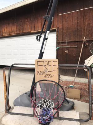Free Basketball Hoop for Sale in Stockton, CA