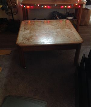 Large rolling coffee table for Sale in Olympia, WA