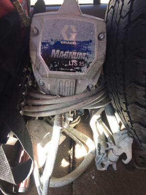 magnus lts 15 airless sprayer for Sale in Spokane Valley, WA