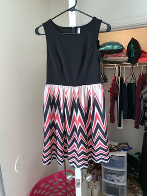 Black pink and white dress for Sale in La Vergne, TN