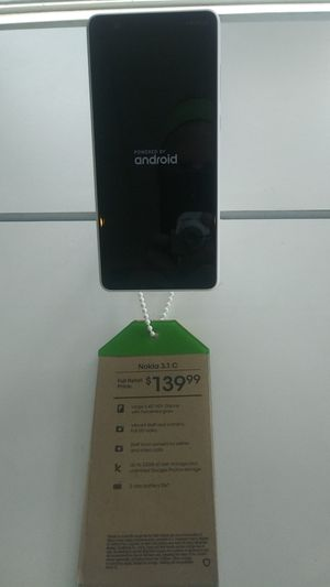 Nokia 3.1c for Sale in Butte, MT