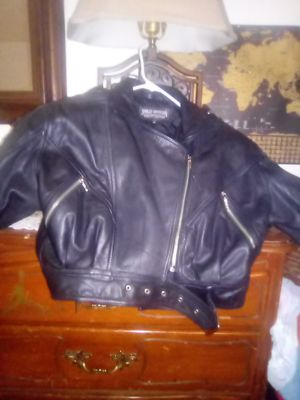 Harley Davidson woman's motorcycle jacket for Sale in Westminster, CO