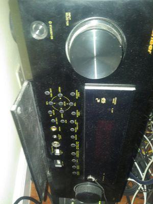 Pioneer Elite 7.2 AV Receiver with speakers for Sale in LAKE CLARKE, FL