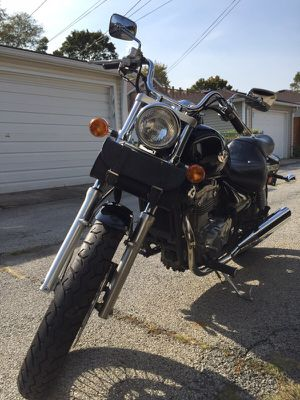 2008 Kawasaki Vulcan EN500 LTD *REDUCED* for Sale in Chicago, IL