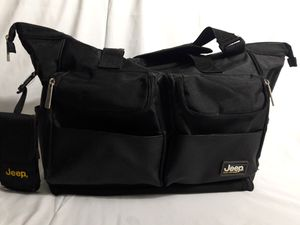 JEEP BABY TRAVELER LARGE BAG for Sale in Victorville, CA