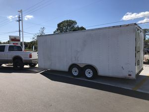 20ft enclosed cargo mate trailer for Sale in Clearwater, FL