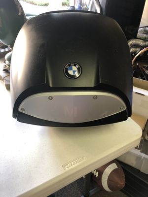 BMW motorcycle back support/luggage for Sale in Lake Mary, FL