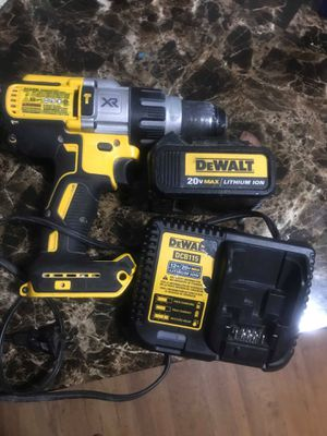 Dewalt 20V XR Brushless Hammer Drill for Sale in Memphis, TN