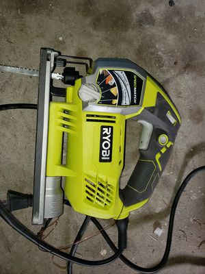 Ryobi variable speed jig saw for Sale in Keizer, OR