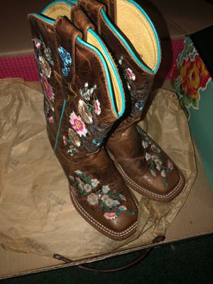 Macie Bean Girls' Boots- Size 13 ( kid size) for Sale in Dallas, TX