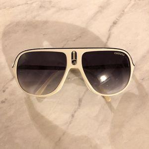 Carrera Sunglasses Color: White for Sale in Lake City, MI