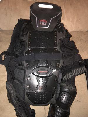 MOTORCYCLE BODY GEAR/XL for Sale in Jersey City, NJ