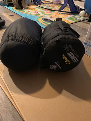 Two Cabelas sleeping bags for Sale in Smithfield, RI